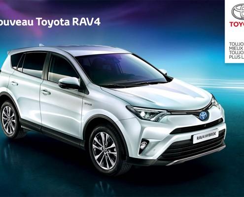 Nouveau Toyota RAV4