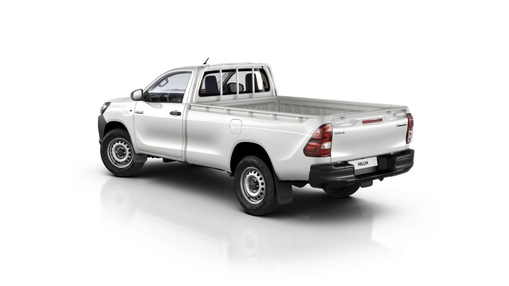 nouveau toyota hilux toyota guadeloupe. Black Bedroom Furniture Sets. Home Design Ideas