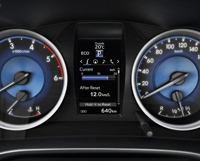 Nouveau Toyota Hilux