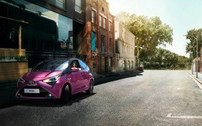 (Re) Découvrez la Toyota Aygo