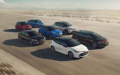 Le groupe Toyota franchit le cap des 15 millions d'hybrides-électriques dans le monde