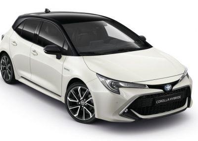 COROLLA Hybride – 28190€*